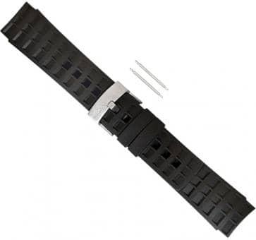 Suunto Elementum Terra Black Rubber Armband-Set