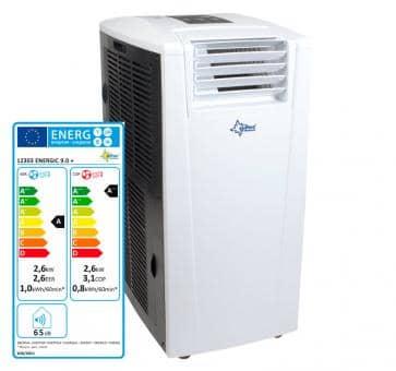Suntec Energic 9.0 + Monoblock Mobil Klimaanlage