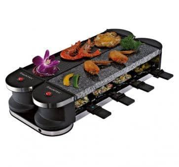 Suntec RAC-8069 Flex8 Raclette-Set
