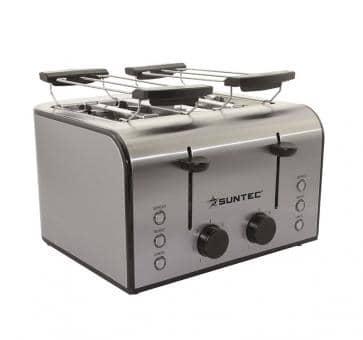 Suntec 4-Scheiben-Toaster TOA-9554