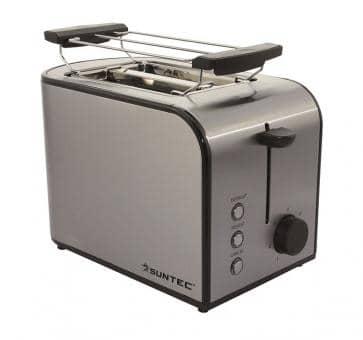 Suntec Edelstahltoaster TOA-9820