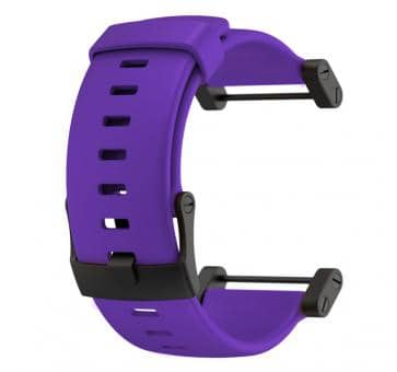Suunto Core Crush Violet Rubber Armband