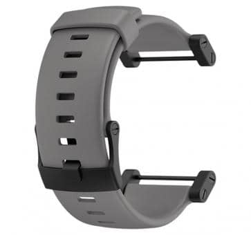 Suunto Core Crush Gray Flat Rubber Armband