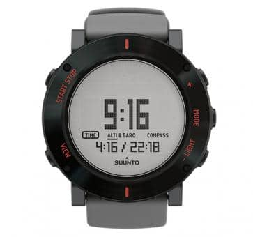 Suunto Core Gray Crush Armbandcomputer