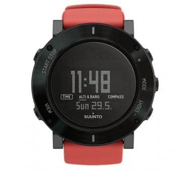 Suunto Core Coral Crush Armbandcomputer