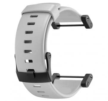 Suunto Core Crush White Flat Rubber Armband