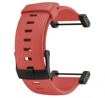 Suunto Core Crush Coral Flat Rubber Armband