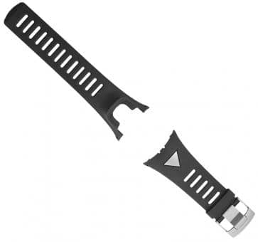 Suunto Ambit/Ambit2 Silver Armband