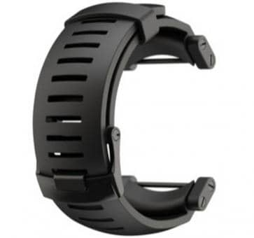 Suunto Core Black Rubber Armband
