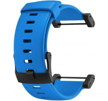 Suunto Core Blue Rubber Armband