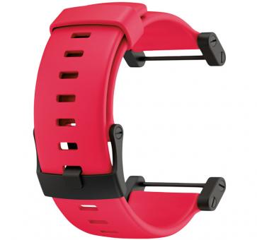 Suunto Core Red Rubber Armband