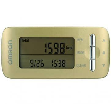 OMRON CaloriScan Aktivitätsmonitor HJA-306-EGD gold