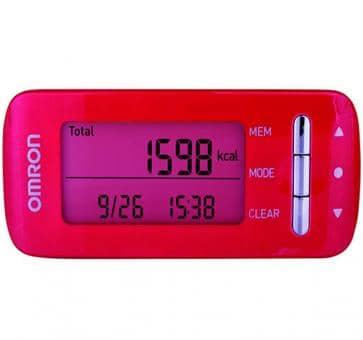 OMRON CaloriScan Aktivitätsmonitor HJA-306-EPK pink