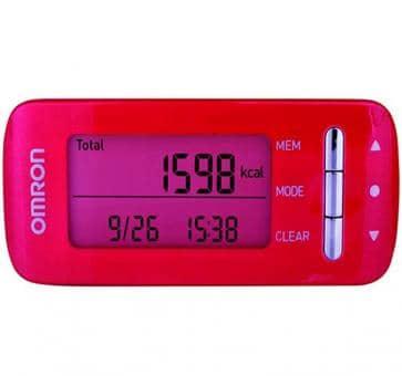 Versandrückläufer OMRON CaloriScan Aktivitätsmonitor HJA-306-EPK pink
