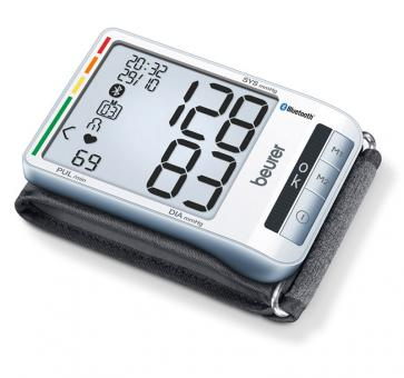 beurer BC 85 Handgelenk-Blutdruckmessgerät mit Bluetooth Schnittstelle