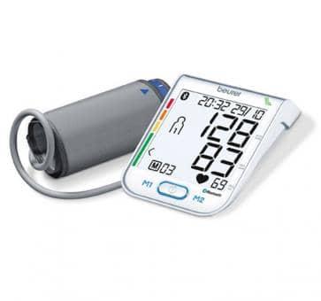 Versandrückläufer beurer BM 77 Oberarm-Blutdruckmessgerät mit Bluetooth Schnittstelle