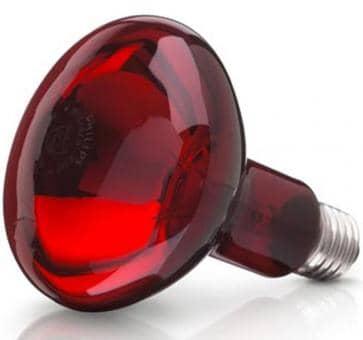 Ersatz-Lampe für Infrarotstrahler 100W