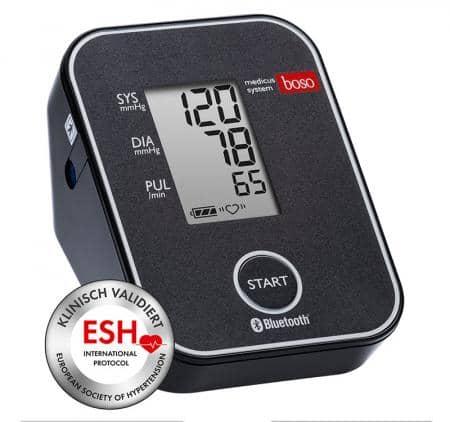 boso medicus system Wireless Oberarm-Blutdruckmessgerät
