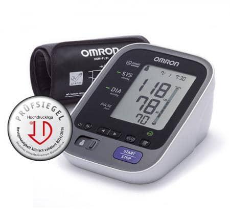 OMRON M700 Intelli IT (HEM-7322T-D) Oberarm-Blutdruckmessgerät