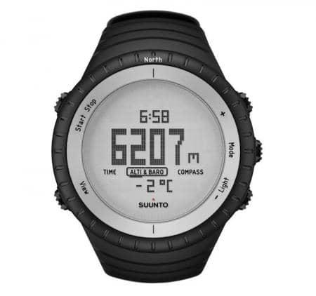 Suunto Core Glacier Gray Armbandcomputer
