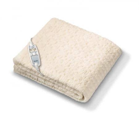 beurer UB 83 Teddy Single Komfort-Wärmeunterbett