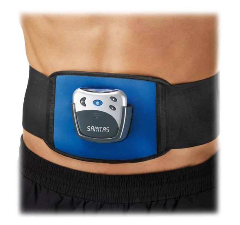 Đai bụng công nghệ EMS giảm béo Sanitas SEM 30