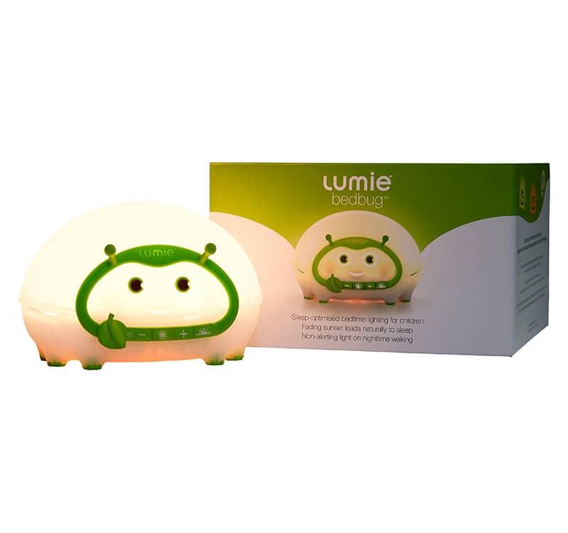 Lumie Bedbug Nachtlicht für Kinder