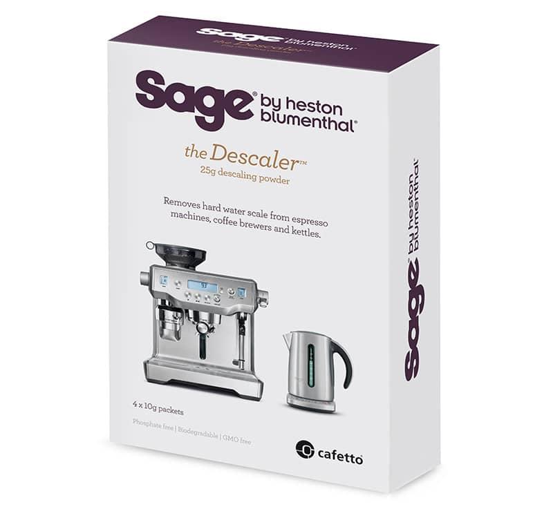 Sage Entkalker Zubehör Espressomaschinen